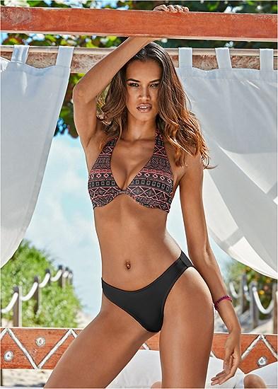Scoop Front Classic Bikini Bottom
