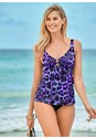 Front View Ring Tankini