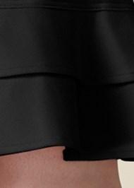 Alternate View Slimming Strappy Dress