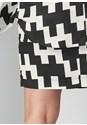 Alternate View Cape Dress