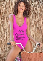 cabana bound one-piece