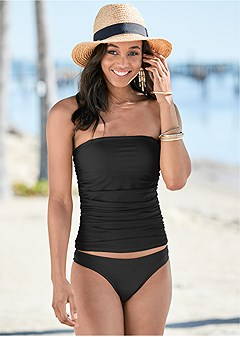 slimming tankini top