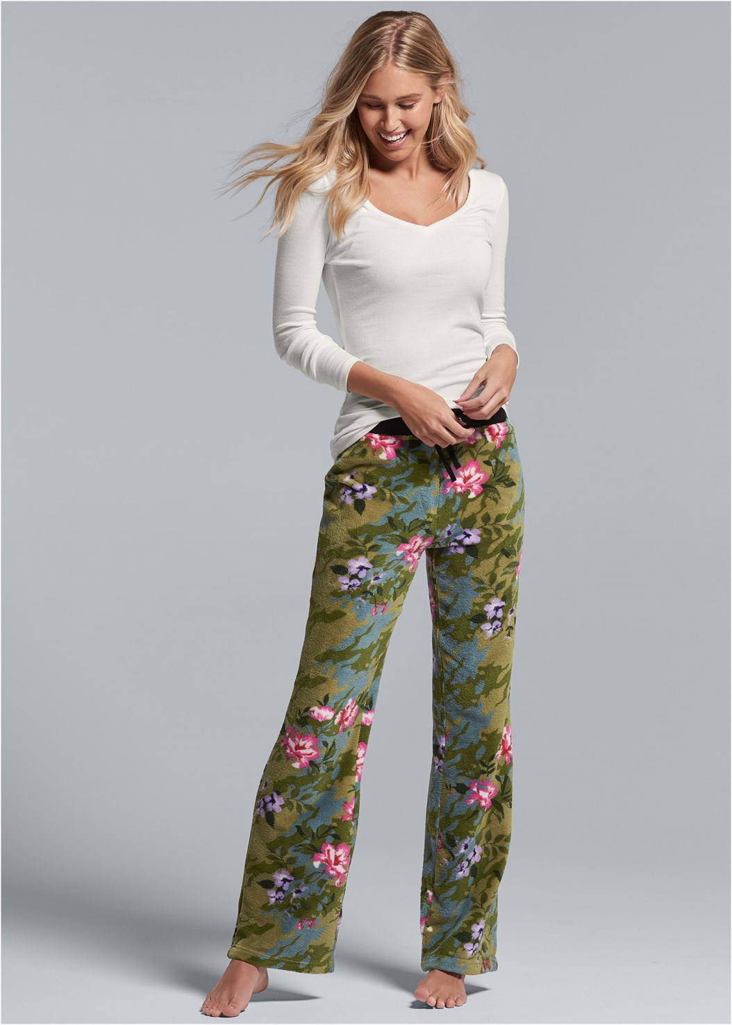 Wooby Plush Pants