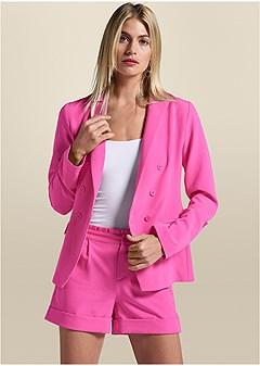 short suit set