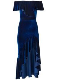 Alternate View Off Shoulder Ruffle Dress