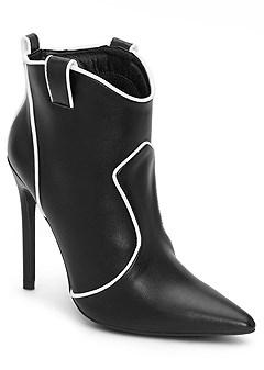 western style booties