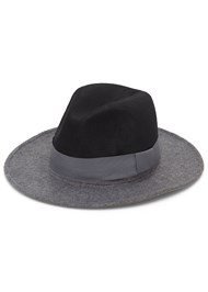 Flatshot  view Color Block Hat