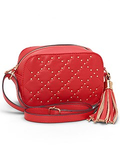 stud detail crossbody
