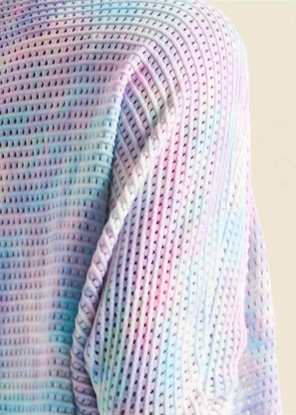 Alternate View Tie Dye Cardigan