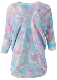 Alternate View Tie Dye Cardigan
