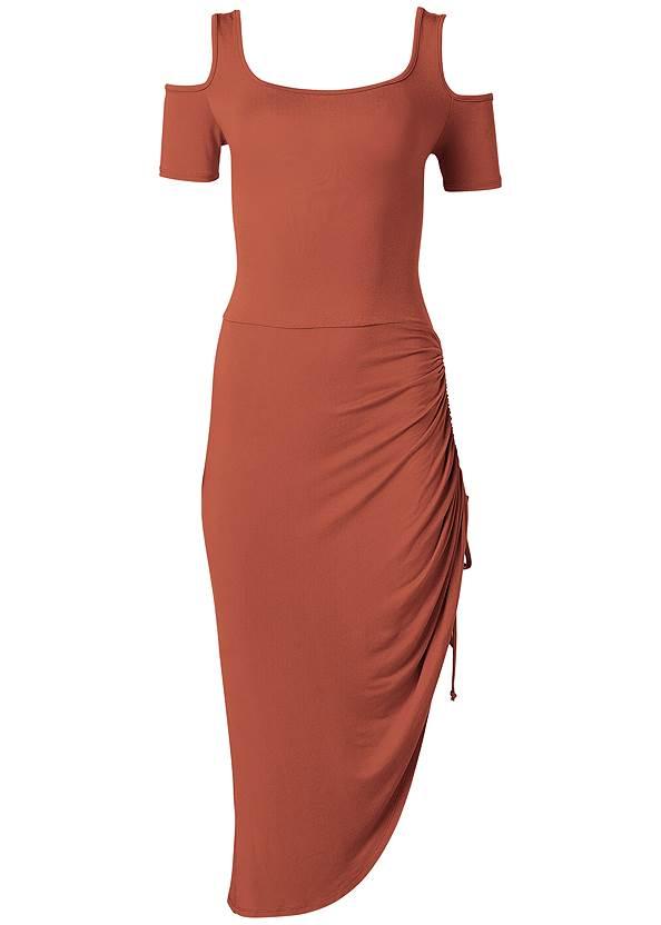 Alternate View Asymmetrical Hem Dress