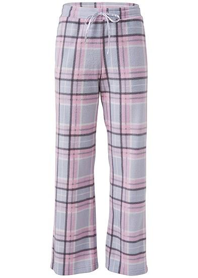 Plus Size Print Sleep Pants