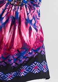 Alternate View Embellished Tie Dye Top