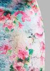 Alternate View Floral Lace Dress