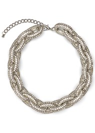 Alternate View Chain Link Necklace