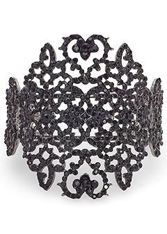 embellished cuff