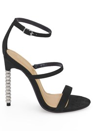 Alternate View Embellished Strappy Heel