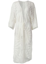 Alternate View Lace Kimono Cover-Up