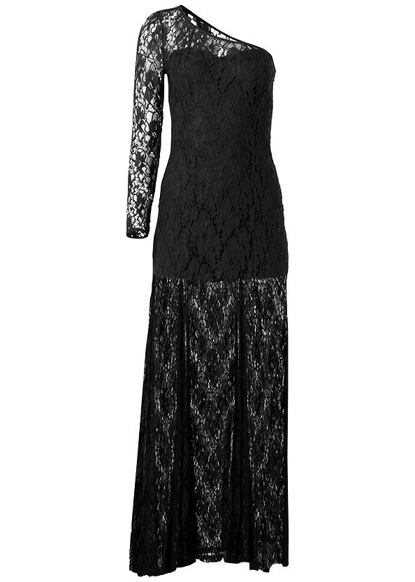 Alternate View Lace Gown