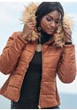 Alternate View Faux Fur Hooded Coat
