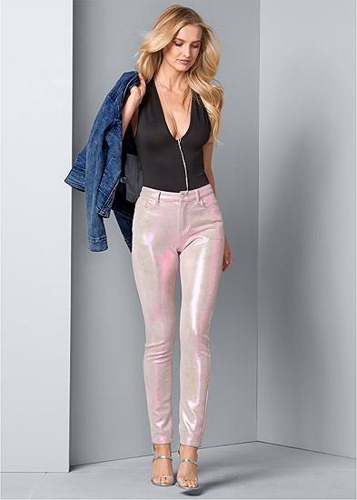 Iridescent Pants