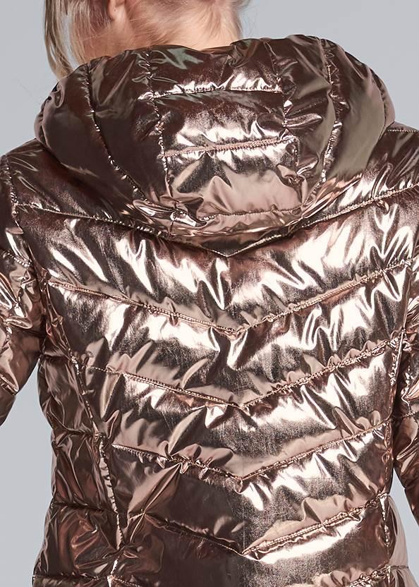 Alternate View Metallic Long Jacket