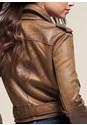 Alternate View Distressed Moto Jacket