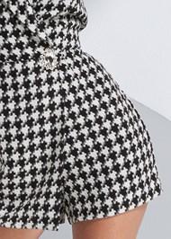 Alternate View Tweed Romper