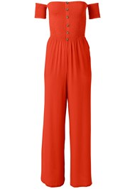 Alternate View Smocked Jumpsuit
