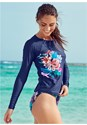 Alternate View Long Sleeve Rash Guard