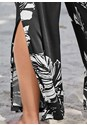 Alternate View Palm Leaf Cover-Up Pants