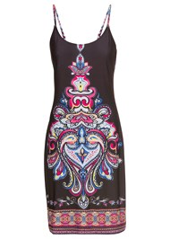 Alternate View Printed Tank Dress