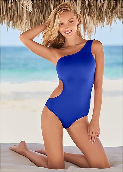 One-Piece Swimsuits & Monokinis
