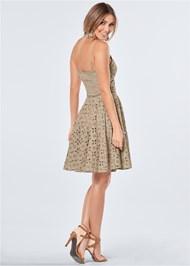 Alternate View Eyelet Dress