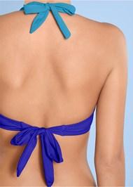 Alternate View Underwire Halter Bikini Top