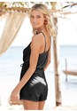 Back View Romper Cover-Up