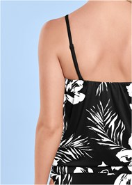 Alternate View Blouson Bandeau Bikini Top