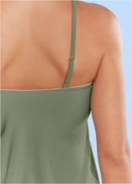 Alternate View Classic Bandeau Tankini