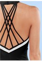 Alternate View Strappy Back One Piece