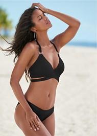 Alternate View Wrap Bikini Top