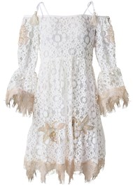 Alternate View Lace Off The Shoulder Dress