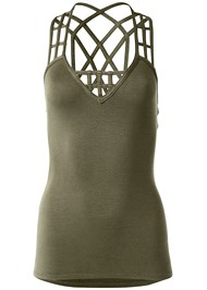 Alternate View Strappy Detail Tank