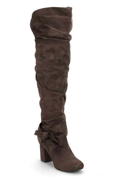 BOW DETAIL BOOT