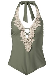 Alternate View Beaded Crochet Tankini