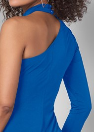 Alternate View Strappy Detail Dress