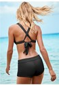 Back View Lace Up Enhancer