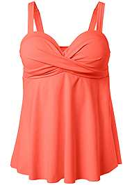 Alternate View Balconette Twist Tankini