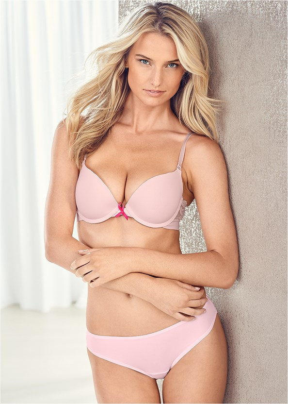 Bra With A Heart