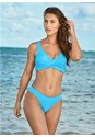 Front View Lovely Lift Wrap Bikini Top