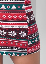 Alternate View Holiday Sleep Dress